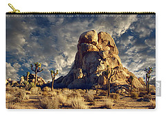 Carry-all Pouch featuring the photograph Joshua Tree National Park by Glenn McCarthy Art and Photography