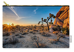 Joshua's Sunset Carry-all Pouch