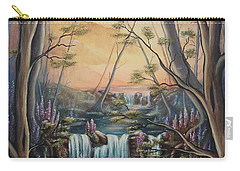 Journey Into A Dream Carry-all Pouch