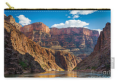 Journey Through The Grand Canyon Carry-all Pouch by Inge Johnsson