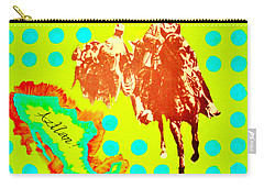 Journey To Aztlan Carry-all Pouch