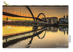 Jubia Bridge Naron Galicia Spain Carry-all Pouch