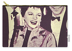 Judy Garland And Friends Carry-all Pouch by Jay Milo