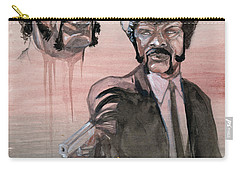 Jules Bamf Carry-all Pouch by Jimmy Adams