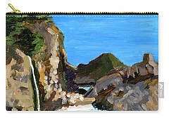 Julia's Waterfall Carry-all Pouch