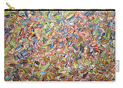 Carry-all Pouch featuring the painting June by James W Johnson