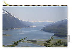 Juneau's Scenic Port Carry-all Pouch