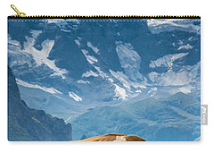 Jungfrau Cow - Grindelwald - Switzerland Carry-all Pouch