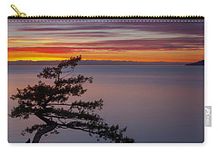 Juniper Point Carry-all Pouch by Jacqui Boonstra