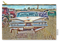Junkyard Series 1960's Chevrolet Impala Carry-all Pouch