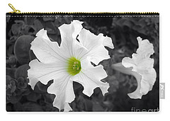 Carry-all Pouch featuring the photograph Just A Hint by Janice Westerberg