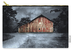 Night Time Barn Carry-all Pouch