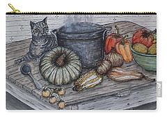 Just Curious Carry-all Pouch