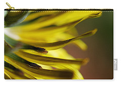 Carry-all Pouch featuring the photograph Just Dandy by Wendy Wilton