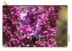 New Hampshire Lilac Just Opening Carry-all Pouch