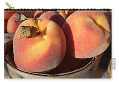 Just Peachy Carry-all Pouch