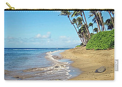 Ka'anapali Beach Carry-all Pouch