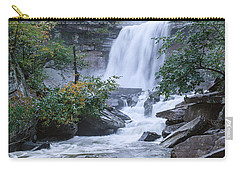 Kaaterskill Falls Carry-all Pouch by Bill Wakeley