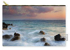Kahoolawe Sunset Carry-all Pouch