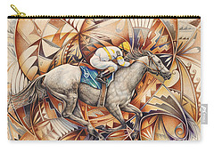 Kaleidoscope Rider Carry-all Pouch