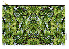 Kaleidoscope - Trees 1-1 Carry-all Pouch