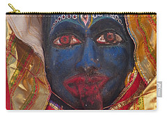 Kali Maa - Glance Of Compassion Carry-all Pouch