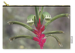 Carry-all Pouch featuring the photograph Kanga by Elaine Teague
