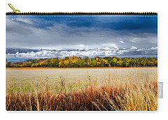 Kansas Fall Landscape Carry-all Pouch