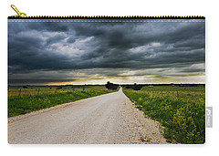 Kansas Storm In June Carry-all Pouch