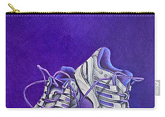 Karen's Shoes Carry-all Pouch by Pamela Clements