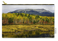 Katahdin Baxter State Park Maine Carry-all Pouch