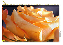 Kathy's Rose Carry-all Pouch