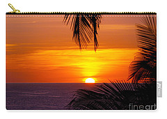 Kauai Sunset Carry-all Pouch