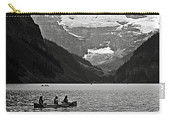 Kayak On Lake Louise Carry-all Pouch