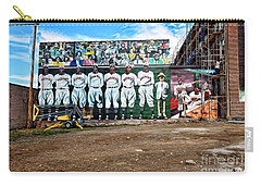 Kc Monarchs - Baseball Carry-all Pouch by Liane Wright