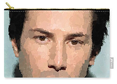 Keanu Reeves Portrait Carry-all Pouch
