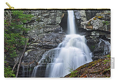 Kent Falls State Park Ct Waterfall Carry-all Pouch