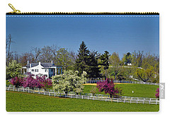 Kentucky Horse Farm Carry-all Pouch