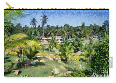 Kerala Landscape Carry-all Pouch