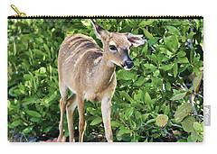 Key Deer Cuteness Carry-all Pouch