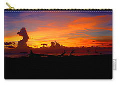 Key West Sun Set Carry-all Pouch