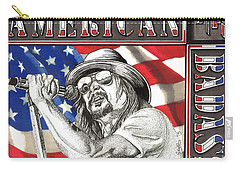 Kid Rock American Badass Carry-all Pouch