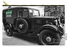 Kilbeggan Distillery's Old Car Carry-all Pouch