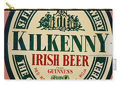 Kilkenny Irish Beer Carry-all Pouch