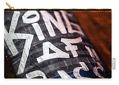 Carry-all Pouch featuring the photograph King Of Bass by Sennie Pierson