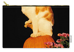 King Of The Pumpkin Carry-all Pouch