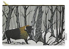 King Of The Woods Carry-all Pouch