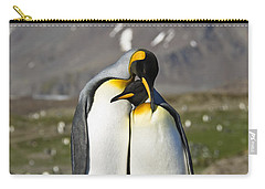 King Penguins Courting St Andrews Bay Carry-all Pouch