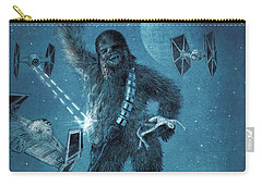 King Wookiee Carry-all Pouch by Eric Fan