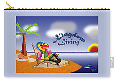 Kingdom Living Carry-all Pouch by Jerry Ruffin